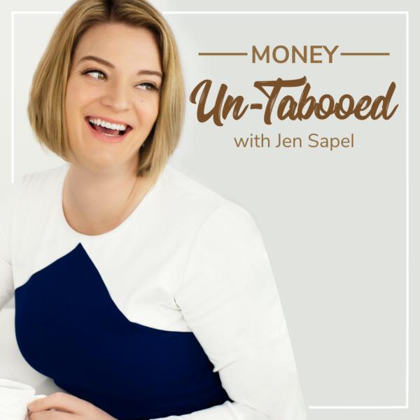 Money Un-Tabooed Podcast Cover Art